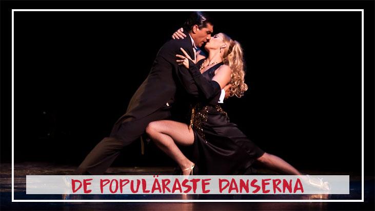 De populäraste danserna Featured Image